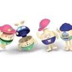 Jouets made in France, jouet pour enfant écoresponsable