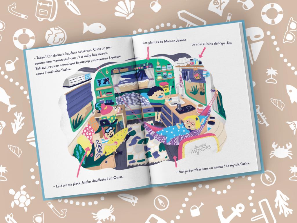 Le livre jeunesse pour les enfants dès 4 ans