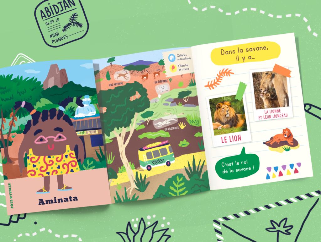 Le magazine des enfants de 2 à 7 ans - La Côte d'Ivoire