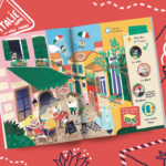 Magazine enfant Italie enfants 2 ans
