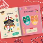 Magazine enfant Italie enfant 2 ans