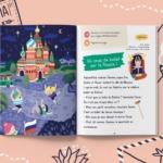 Le magazine enfant 3 ans sur la Russie