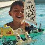 Le bateau des Mini Mondes : un jouet écoconçu, 100% responsable et made in France