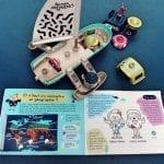 Les mini mondes - Jouets en plastique recyclé - Made in France - Maxi bateau1
