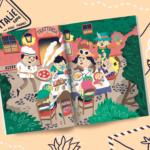 Le magazine enfants sur l'Italie
