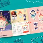 Le magazine pour les enfants dès 4 ans, le numéro sur la Russie