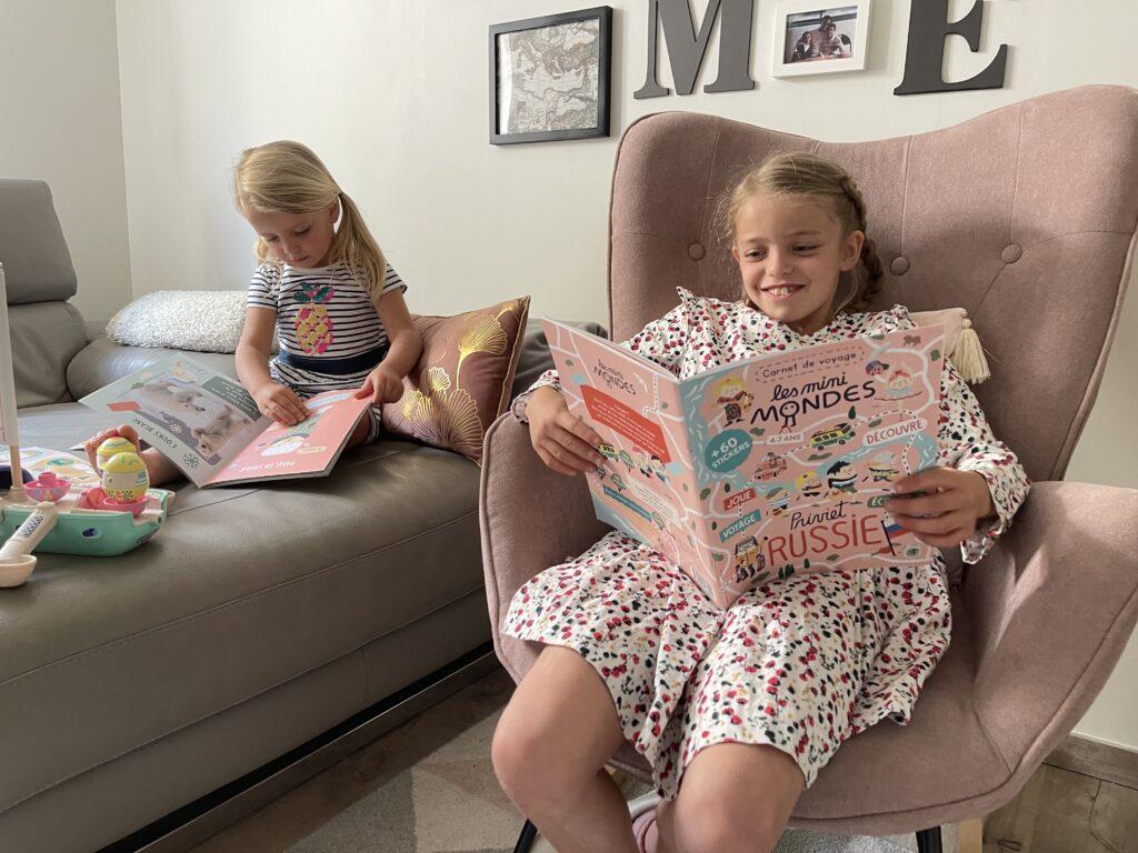 Un magazine jeunesse sur la Russie pour les enfants dès 2 ans