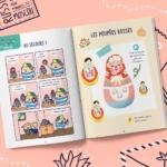 Le magazine pour enfant sur la Russie