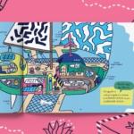 Livre bateau océan enfant