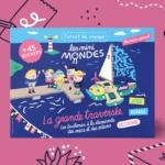 Le livre pour enfant éducatif sur les mers et océans