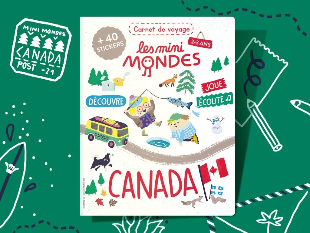 Magazine pour enfants Canada