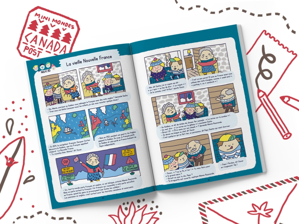 Magazine enfants Canada