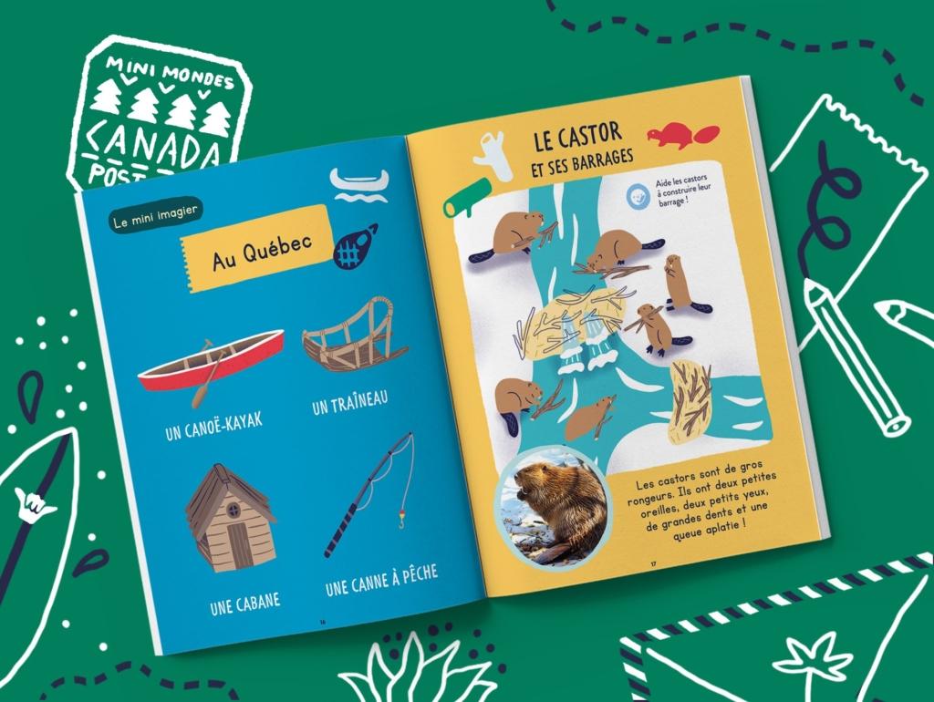 Magazine enfants Canada dès 6 ans
