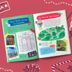 Magazines enfants sur les états-unis