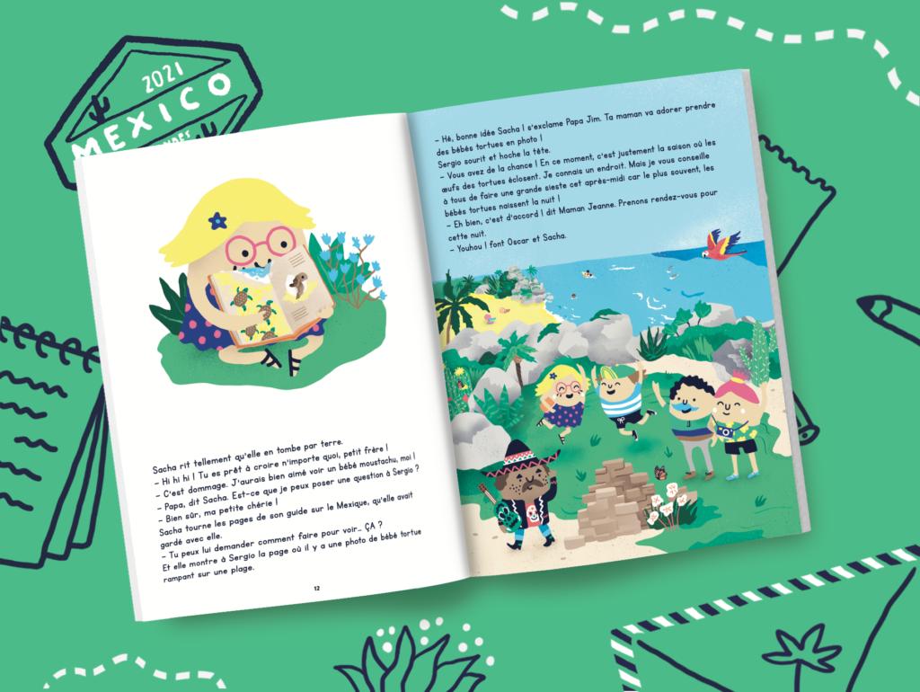 Votre enfant découvre le monde avec notre magazine enfant