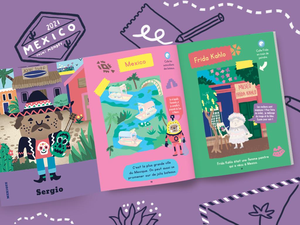 Un magazine fun et éducatif pour les enfants