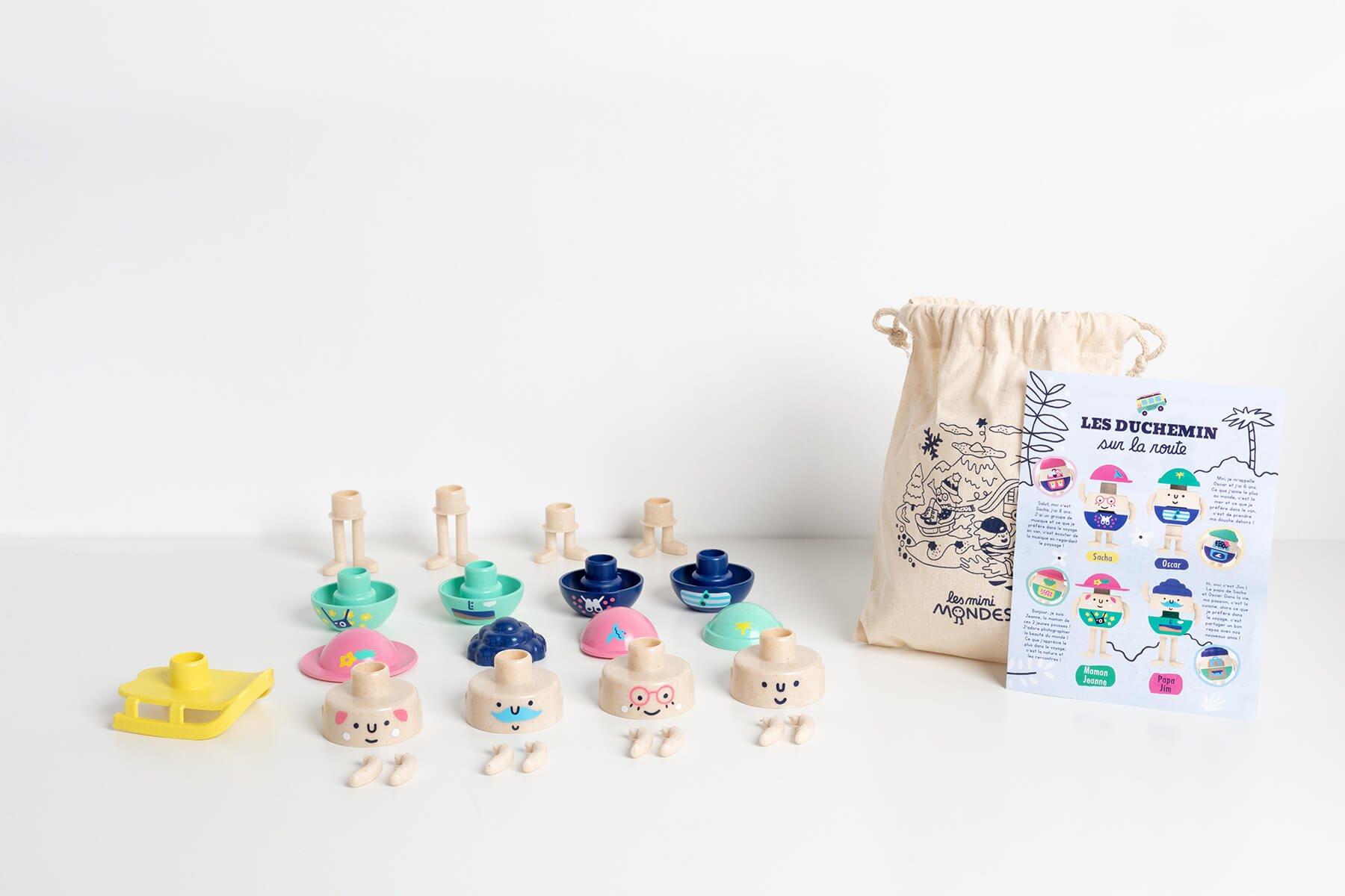 Des jouets écoresponsables fabriqués en France