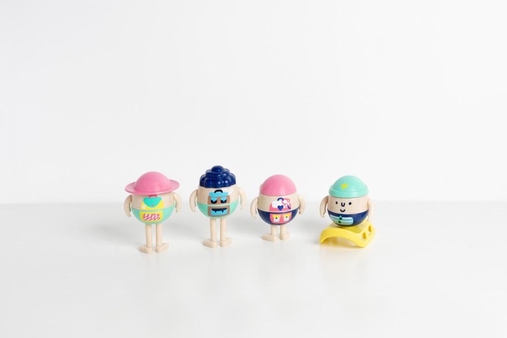 Des figurines écoresponsables, un jouet made in France