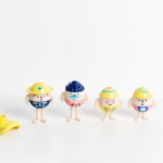 Les figurines des Duchemin, parfaites pour développer l'imaginaire de vos enfants