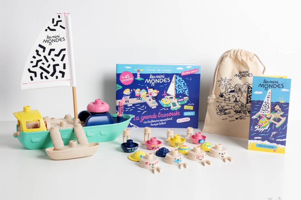 Idée cadeau pour enfant de 2 à 7 ans
