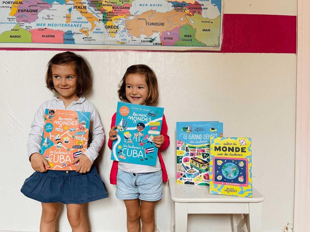 Le magazine enfant des 4-7 ans