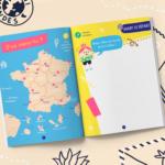 Rassembler tous vos souvenirs de vacances dans ce carnet de voyage personnalisable