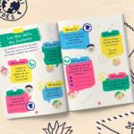 Activités ludiques, anecdotes, défis, rencontres - Le carnet personnalisable