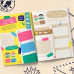 Le carnet parfait pour préparer ses vacances en famille - Le carnet de voyage personnalisable