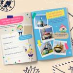 Rassemblez vos plus beaux souvenirs de vacances en famille avec ce carnet personnalisable