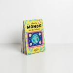 La carte pliable des Mini Mondes - Le planisphère parfait pour les enfants