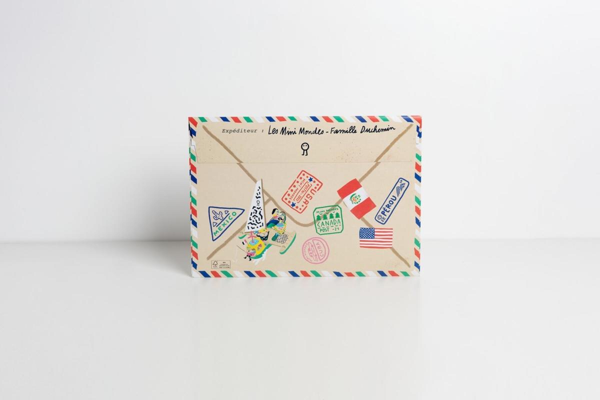 Le magazine de votre enfant directement en boîte aux lettres