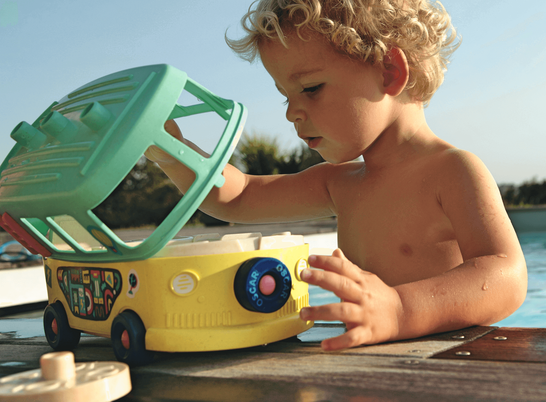 Nos jouets écologiques