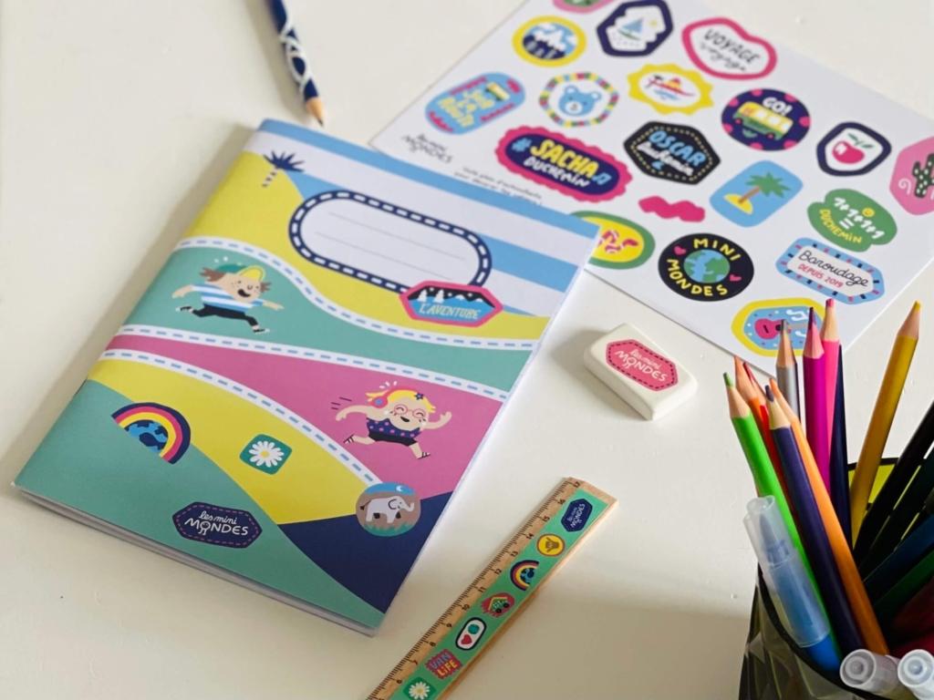 Nos fournitures scolaires pour la rentrée des classes de votre enfant