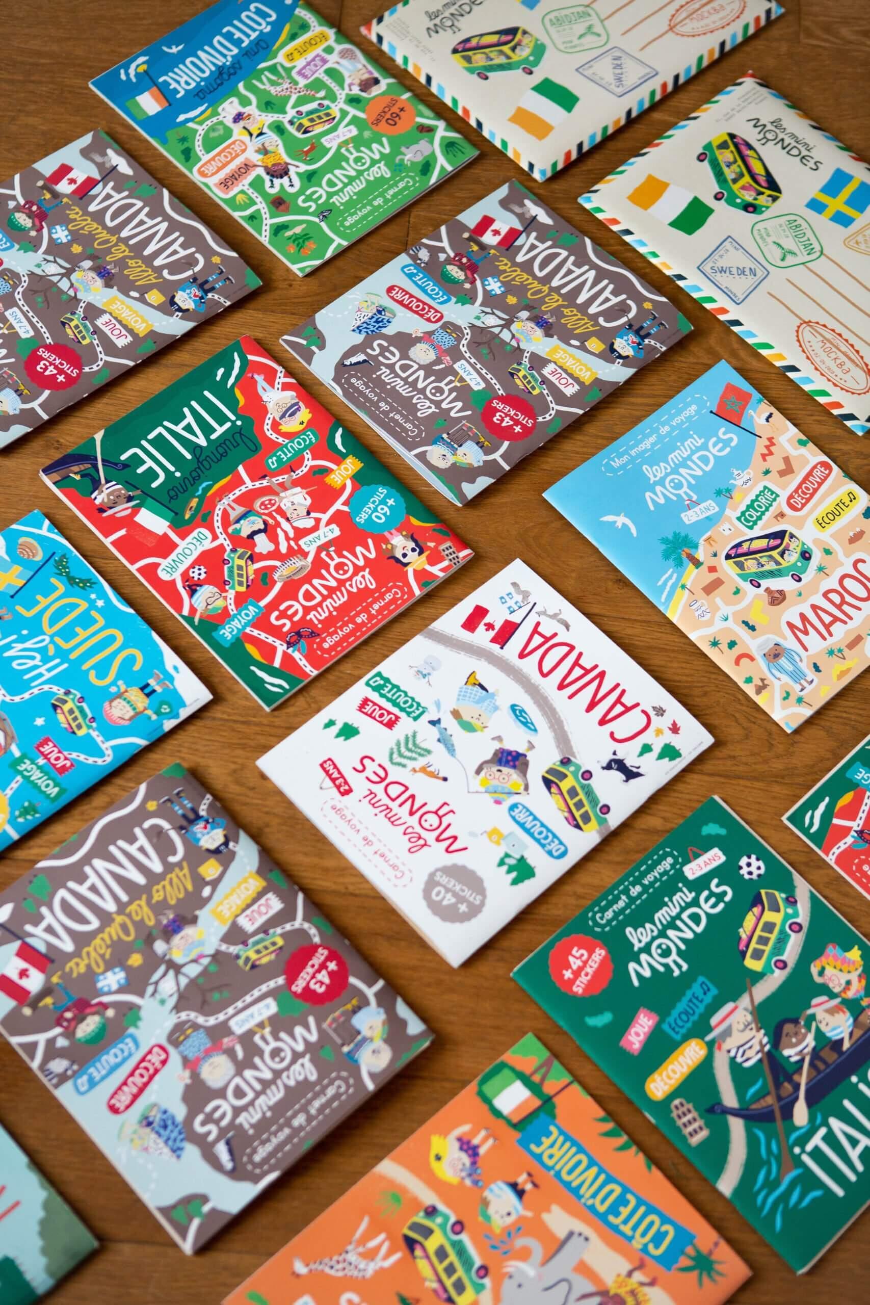 Nos magazines pour enfants