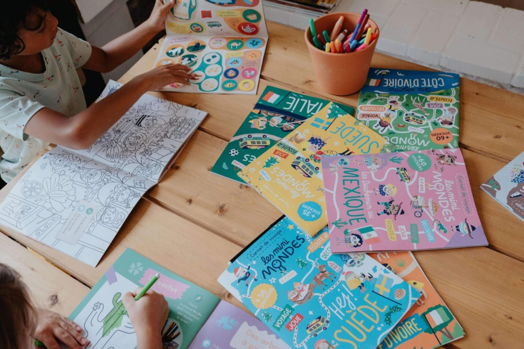 Abonnements magazines enfants