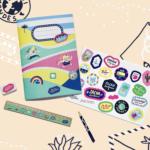 Fournitures scolaires pour la rentrée des classes de votre enfant en primaire aux couleurs des Mini Mondes