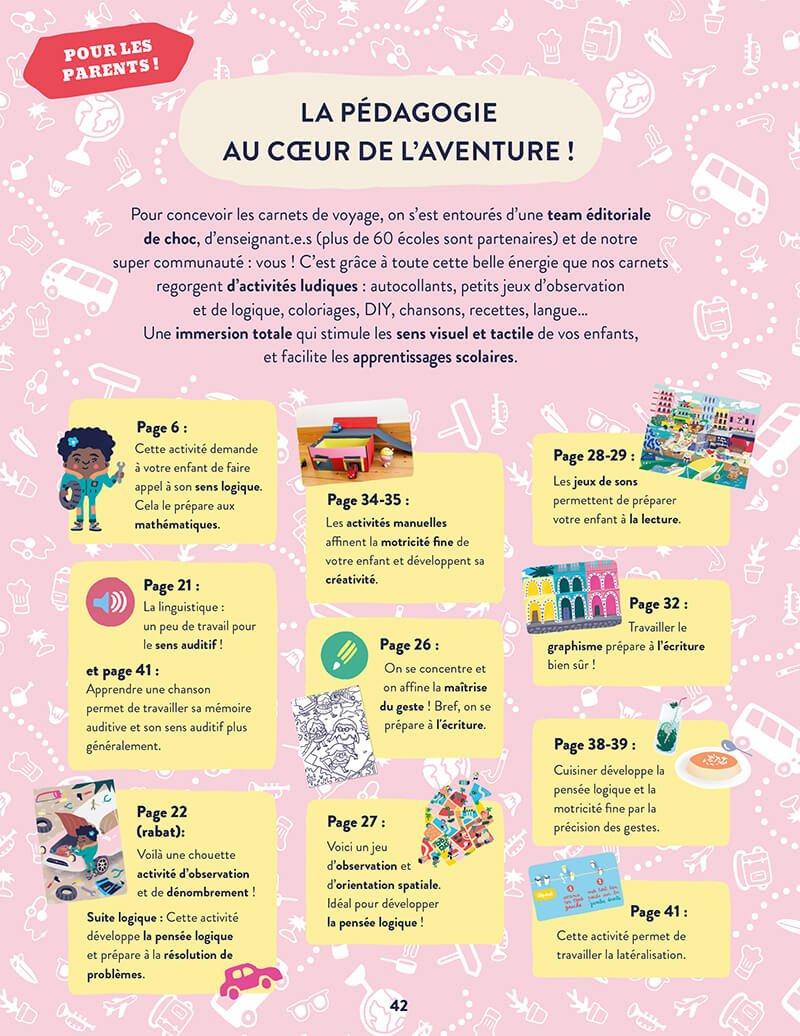 La méthode Montessori chez les Mini Mondes : une pédagogie dans tous nos magazines