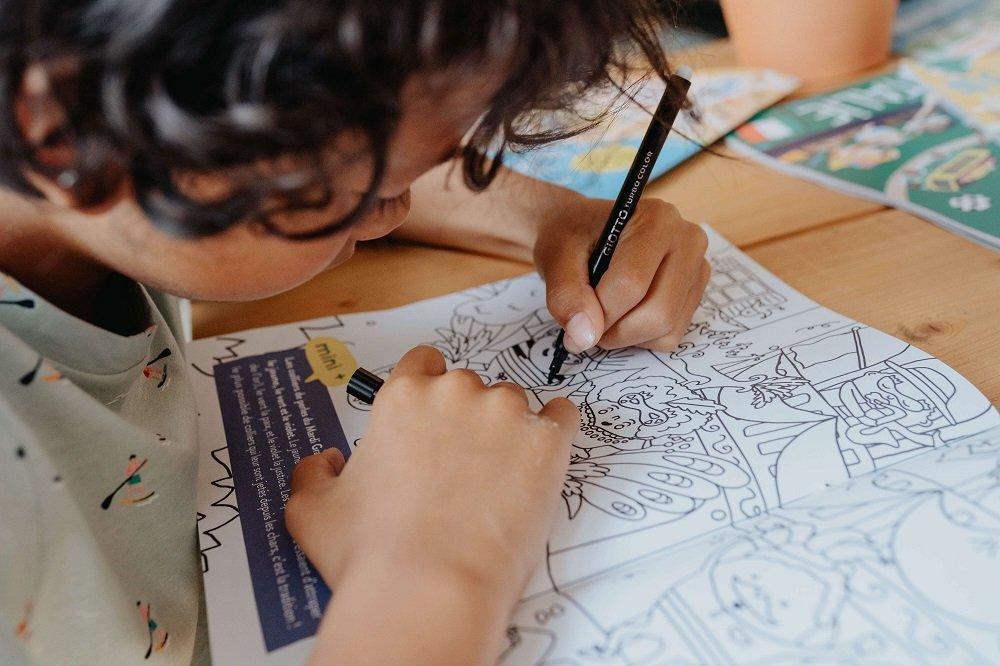 améliorer concentration enfant