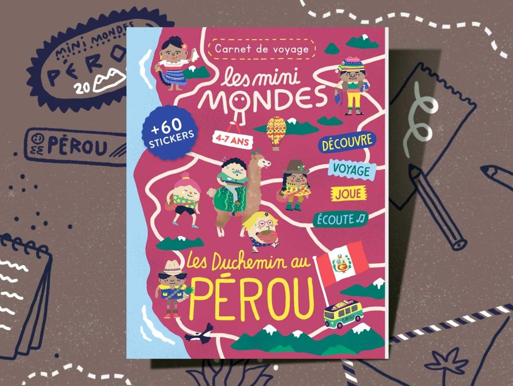 Abonnements magazines enfants - Pérou