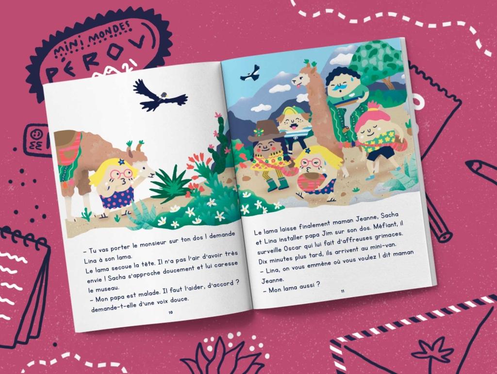 Abonnement magazine enfant 3 ans - Pérou