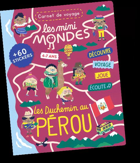 L'abonnement au magazine enfant - Pérou