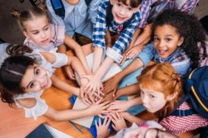 éducation positive enfant